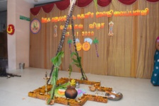 PONGAL CELEBRATION IN MDGHSS