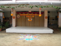 PONGAL FESTIVAL IN MDGHSS